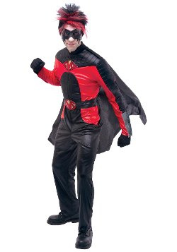 Halloween Costumes - Deluxe Red Mist Costume