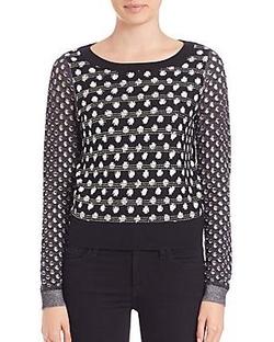 Diane Von Furstenberg - Astin Embellished Sweater
