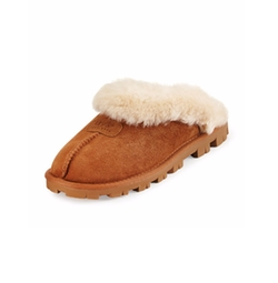 UGG - Coquette Shearling Mule Slippers
