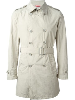 Fay - Belted Trench Coat