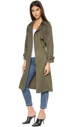 Michelle Mason  - Trench Coat