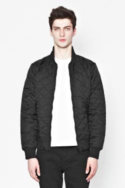 FRENCH CONNECTION - MARINE QUILTED JACKET