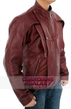 Real Leather - GUARDIANS OF THE GALAXY CHRIS PRATT REAL LEATHER JACKET