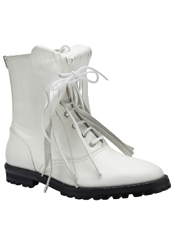 Yohji Yamamoto  - Back Zip Ankle Boots