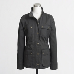 J.Crew - Factory Cinched-Waist Field Jacket