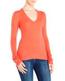 Inhabit  - Cashmere V-neck Sweater