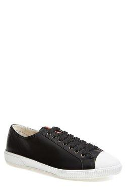 Prada - Leather Sneaker