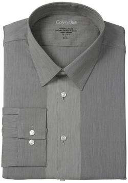 Calvin Klein - Micro-Check Button-Front Shirt