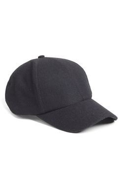 Phase 3 - Melton Wool Baseball Cap