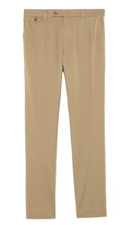 Carven  - Cotton Twill Chinos