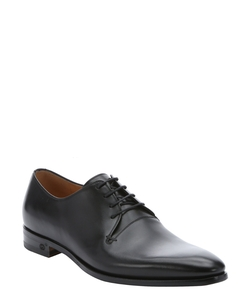 Gucci - Leather Lace-Up Oxford Shoes