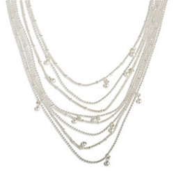 Vera Bradley - Multi-Chain Necklace
