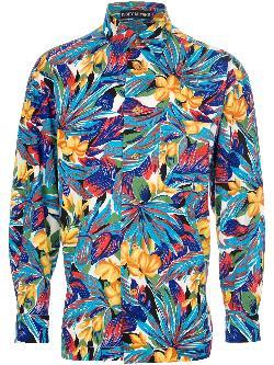 ISSEY MIYAKE MEN  - Printed shirt