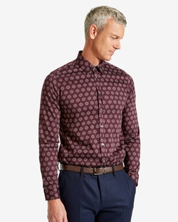 Blenny - Floral Print Shirt