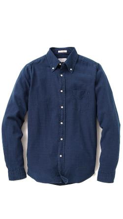 Gant Rugger  - Indigo Sport Shirt
