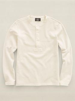 Ralph Lauren - Cotton Piqué Pullover Henley