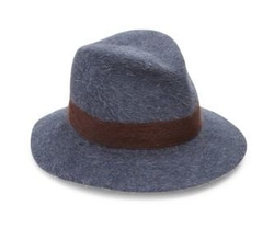 Lola Hats - Wool & Rabbit Fur Fedora