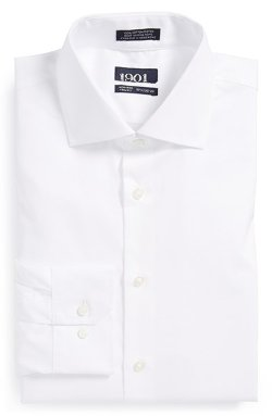 1901  - Trim Fit Non-Iron Dress Shirt
