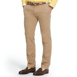 Ralph Lauren - Slim-Fit Lightweight Chino Pants