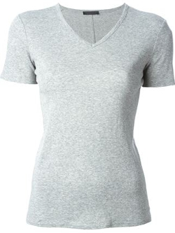The Row - V-Neck T-Shirt