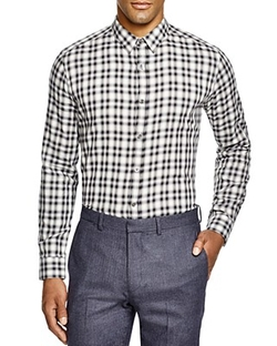 Theory - Zach PS Terner Button Down Shirt