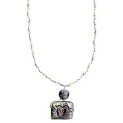 Catholic Company - 2nd Corinthians Heart Box Necklace