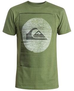 Quiksilver  - Lo Fi Graphic-Print Logo T-Shirt