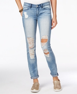 Rewash - Signature Ripped Skinny Jeans