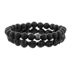 Dee Berkley - Skull Stretch Bracelet