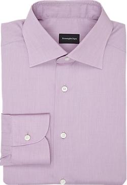 Ermenegildo Zegna  - Twill Shirt