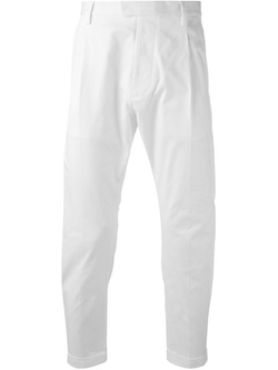 Dsquared2 - Front Pleat Trousers