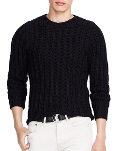 Polo Ralph Lauren - Wool-Cashmere Crewneck Sweater