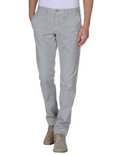 Siviglia White  - Casual Pants