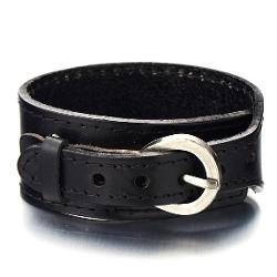 HC - Classic Leather Wristband
