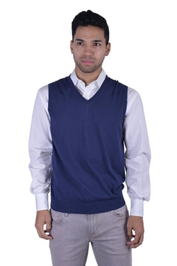 Malo - V-Neck Sweater Vest