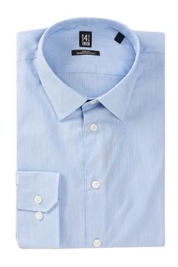 14th & Union - Trim Fit Woven Dress Shirt