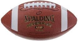 Spalding  - Never Flat Football