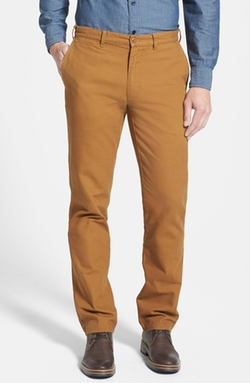 Patagonia  - Organic Cotton Canvas Straight Leg Chinos