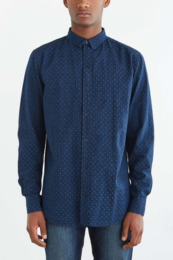 Globe - Hyde Printed Button-Down Shirt