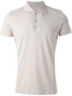 MAJESTIC FILATURES  - classic polo shirt