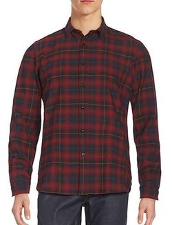 The Kooples - Plaid Flannel Sportshirt