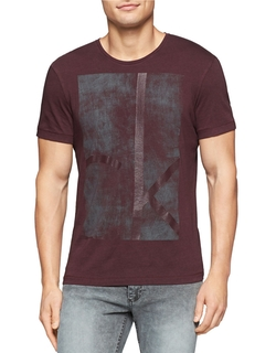 Calvin Klein - Abstract Logo Tee