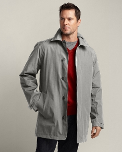 Eddie Bauer - Down-Lined Trench Coat