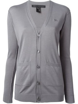 Marc by Marc Jacobs  - V-Neck Cardigan