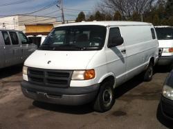 Dodge Ram  - 2000 Van 3 Dr 3500 Cargo Van Extended