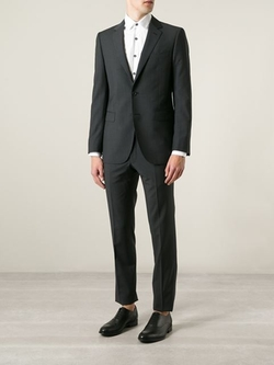 Lanvin   - Classic Checked Two-Piece Suit