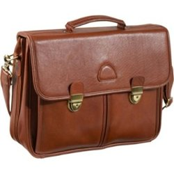 AmeriLeather  - World Classic Leather Executive Briefcase