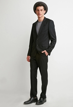 Forever21 - Classic Two-Button Blazer