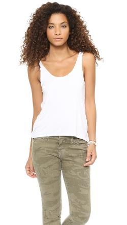 Feel The Piece  - Sloan Cropped Tank