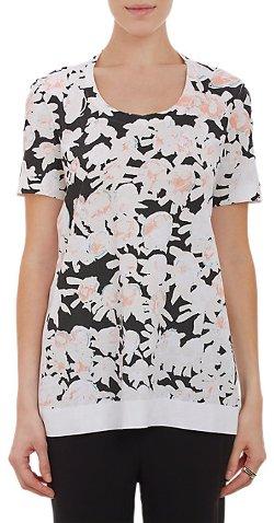 Marni - Floral-Print T-Shirt
